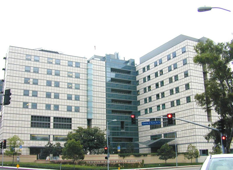 Ronald Reagan UCLA Medical Center - Howling Pixel