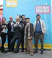 Mauricio Macri presentó la estatua de Isidoro Cañones en el nuevo Paseo de la Historieta (7637607298).jpg