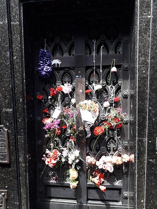 Mausoleo de la Familia Duarte, Cementerio de La Recoleta, Buenos Aires 20181103 133437