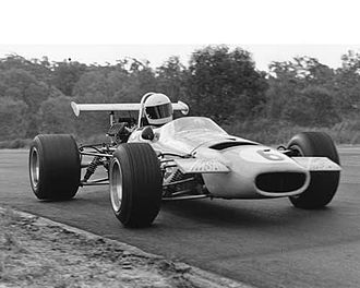 Waggott Engineering - The Waggott TC4V powered Mildren in which Max Stewart won the 1971 Australian Drivers' Championship
