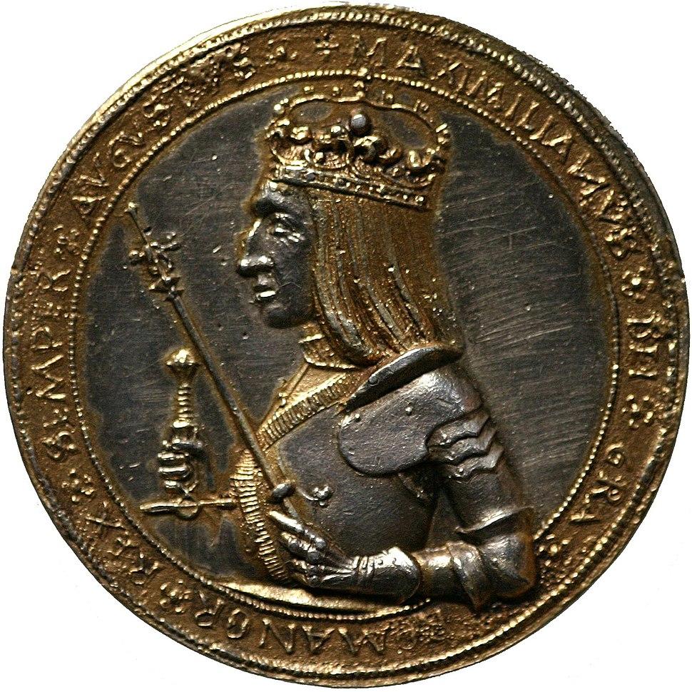 Maximilian I 1505 av