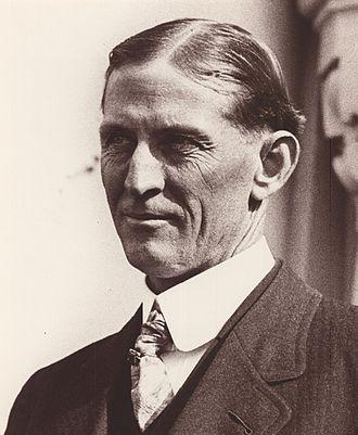 Charles F. O'Neall - Image: Mayor O'Neall