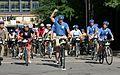 Mayor Rybak leads the freewheelin movement into the Twin Cities (2813112368).jpg