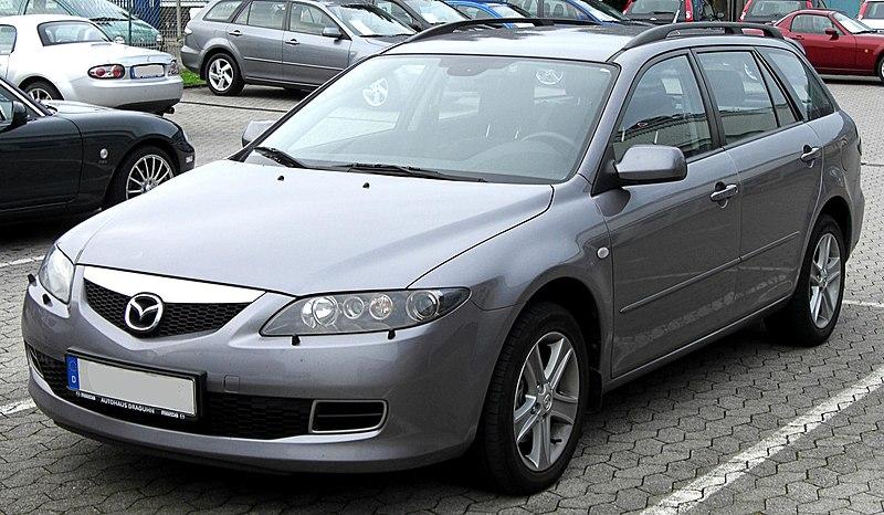 Cars Asyu: 2005 mazda 6 facelift