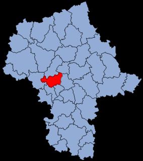 County in Masovian, Poland