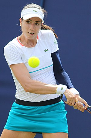 Christina McHale - McHale at the 2017 Aegon International Eastbourne