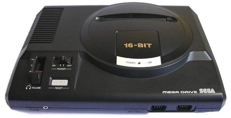 Sega Genesis/ Mega Drive