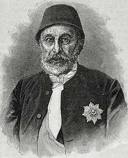 Mehmed Fuad Pasha