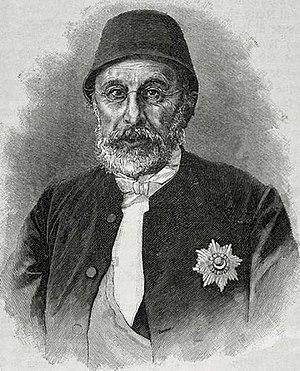 Mehmed Fuad Pasha - Image: Mehmed Fuad