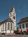 Meilen, de protestantse kerk KGS7654 foto8 2014-07-19 11.50.jpg