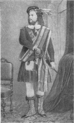 William Ratcliff (Cui) - I.A. Mel'nikov premiering in the title role of Cui's William Ratcliff, 1869