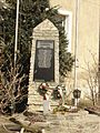 Memorial of the World War I. in Koszegszerdahely in Hungary.jpg