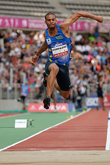 how to say long jump in french