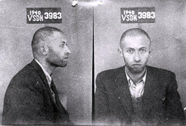 Menachem Begin in September 1940