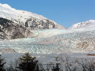 Mendenhall Glacier Glacier in the United States