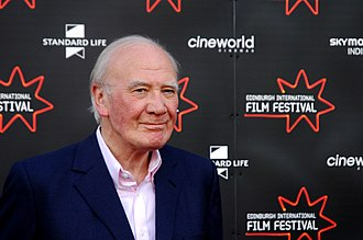 Menzies Campbell - At the Edinburgh Film Festival in 2007