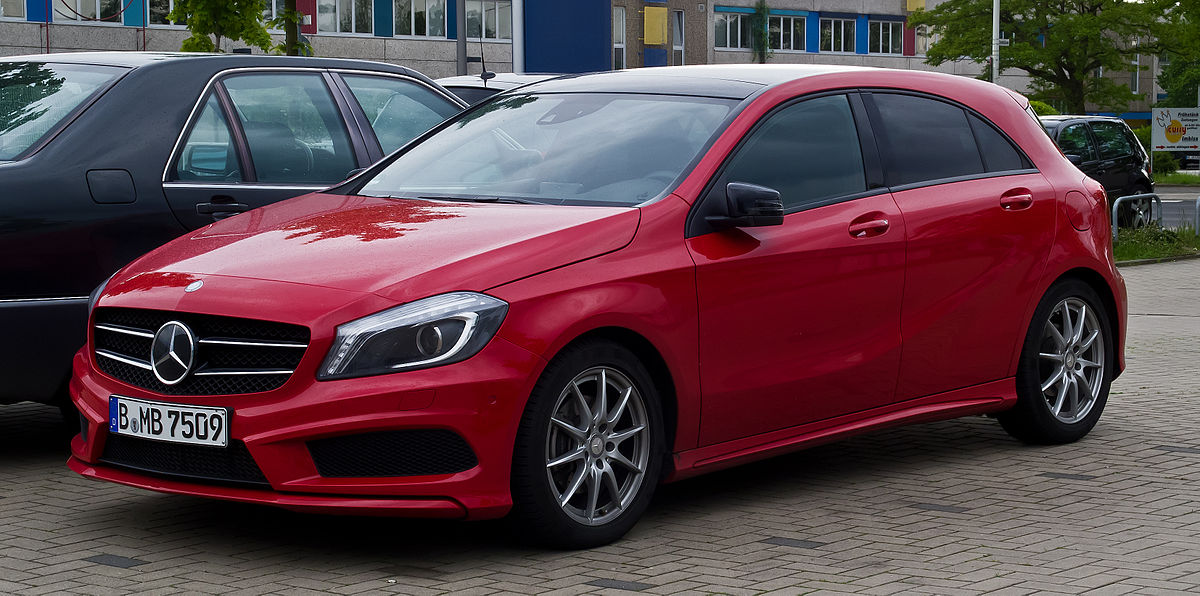 mercedes benz a class wikipedia. Black Bedroom Furniture Sets. Home Design Ideas