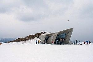 Kronplatz - Messner Mountain Museum