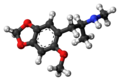 Methyl-MMDA-2 molecule ball.png