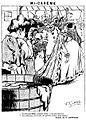 Mi-Carême 1903 - Dessin de F. Gottlob - Le Journal amusant - 28 mars 1903.jpg