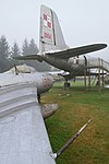 MiG-17 & IL-14 at the White Eagle Military Museum, Poland (11676448103).jpg