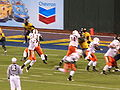Miami on offense at 2008 Emerald Bowl 24.JPG