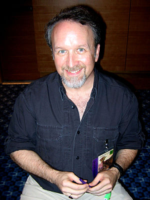 Michael A. Stackpole - Michael A. Stackpole at Dragon Con 2007