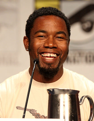 Michael Jai White - White at Comic Con in July 2011