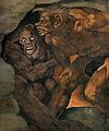 Michelangelo, giudizio universale, dettagli 28.jpg