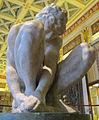 Michelangelo, ragazzo accovacciato, dalla sagrestia nuova (forse) 08.JPG