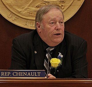 Mike Chenault American politician