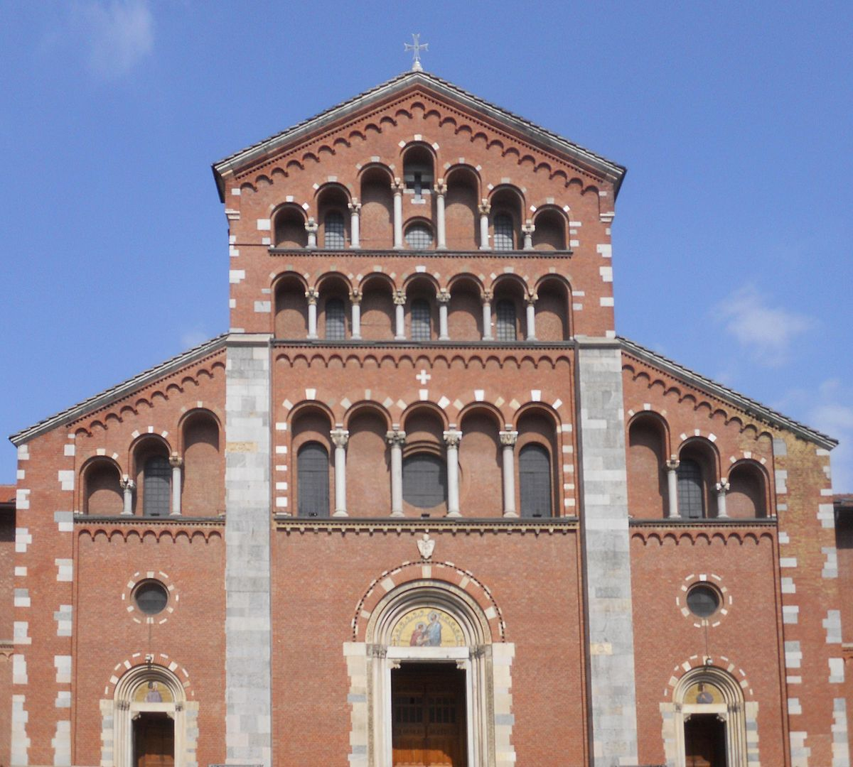 Via Sant Ambrogio  Villar Dora