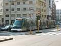 Milano tram via Larga.jpg