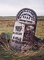 Milepost near Wheels Brook.jpg