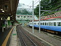 Minakami Station Platform (No1).jpg