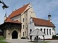 Mindelburg Hauptgebaeude Schlosskapelle Mindelheim-1.jpg