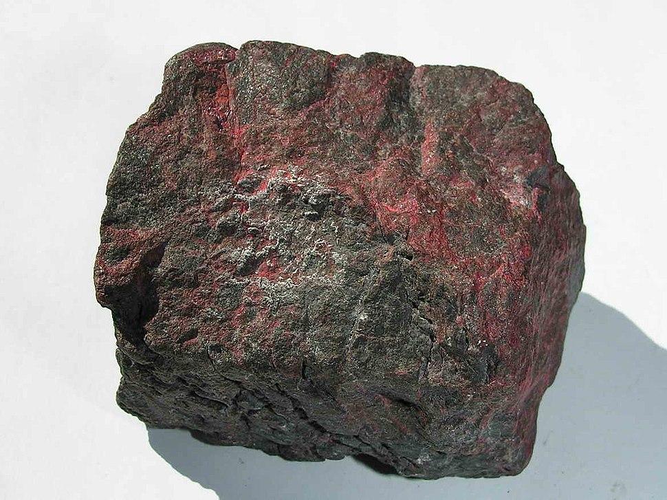 Mineral Cinabrio GDFL013