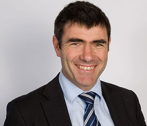 Ministry for Primary Industries (New Zealand) - Image: Minister Nathan Guy photo