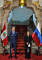 Ministro de Asuntos Exteriores de la Federación Rusa cumplió importante agenda en el Perú (14078124555).jpg