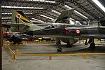 Mirage IIIE at Yorkshire Air Museum (8255).jpg