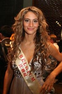 Miss Belgium 07 Halima Chehaima.jpg