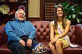 Miss North Charleston visits with Mayor Summey (13888657048).jpg