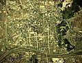 Mitsuke city center area Aerial photograph.1975.jpg