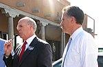 Mitt Romney Steve Pearce event 030 (cropped).jpg