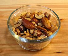 Mixed nuts - Wikipedia