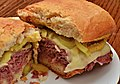 Mmm... Corned beef piled high (6346053882).jpg