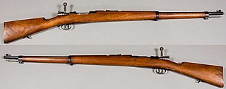 Mauser Model 1895 Type of Bolt-action rifle