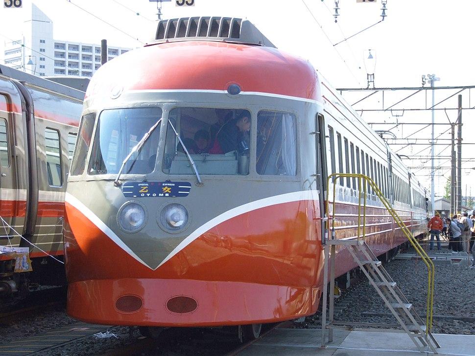 Model 3000 SE of Odakyu Electric Railway