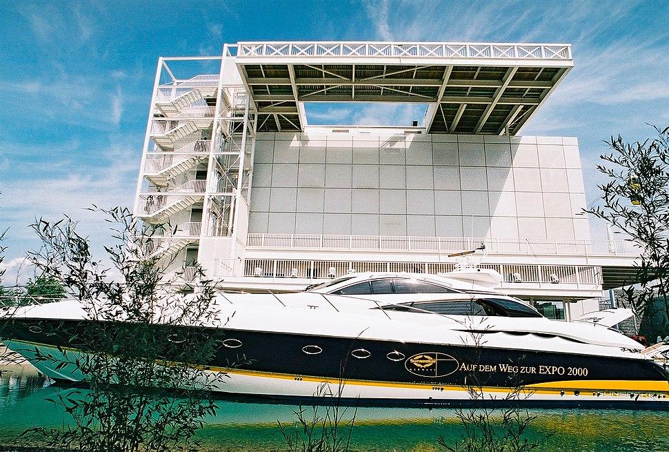 Monaco Pavilion