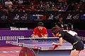 Mondial Ping -Women's Singles - Quarterfinal - Wu Yang-Li Xiaoxia - 29.jpg